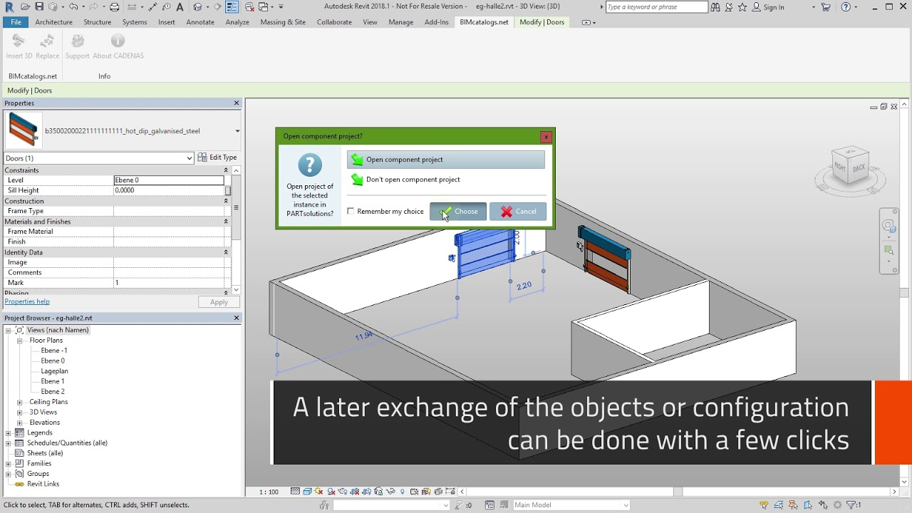 Autodesk Revit Plugin Eases Design Process & Iterations