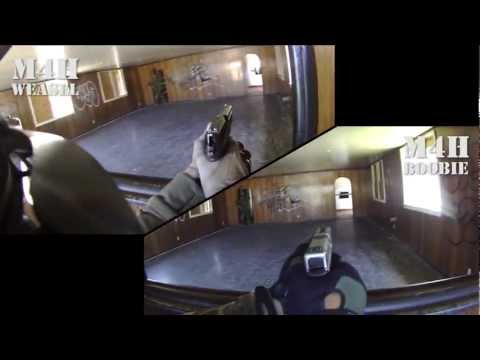 M4H Airsoft Fort Ord California 2-23-13