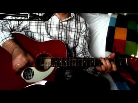 Schneewalzer ~ Heino ~ Cover Interpretation Akustikgitarre Fender Sonoran SCE CAR
