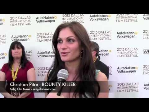 Red Carpet Christian Pitre - BOUNTY KILLER