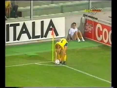 Suecia vs Costa Rica, partido completo Italia 90 (full match)