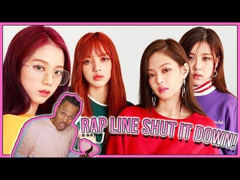 BLACKPINK - DDU-DU DDU-DU (JAPANESE VERSION) | Rap Line Bars! | Reaction!