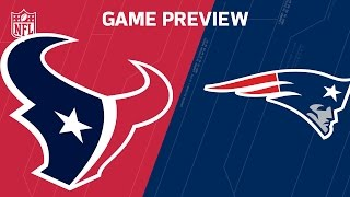 Texans vs. Patriots (Week 3 Preview) | Thursday Night Football | Around the NFL Podcast
