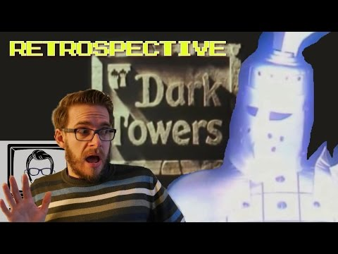 Dark Towers - The Tall Knight - Wordy Children's Look & Read Series; Investigations | Nostalgia Nerd