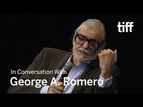 In Conversation With George A. Romero  TIFF 2012
