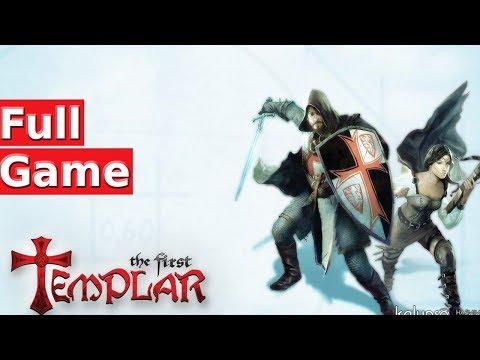 The First Templar - Full Game Walkthrough