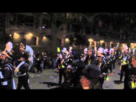 Dominican High School Marching Band ~ 2015 Mardi Gras