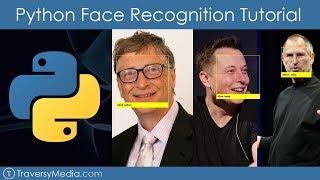 Python Face Recognition Tutorial
