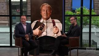 """Kevin Spacey Discusses His Starring Role In """"Clarence Darrow"""" And More"""