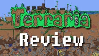 LGR - Terraria Review (Video Game Video Review)