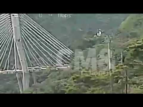 20180115 Chirajara Cable-Stayed Bridge Collapse
