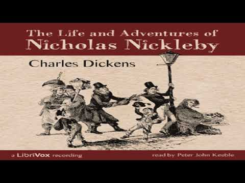 Life and Adventures of Nicholas Nickleby (Version 3) | Charles Dickens | General Fiction | 8/19