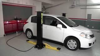 Auto Lifts For Sale Lynchburg Va  | Home Car Lift Supply