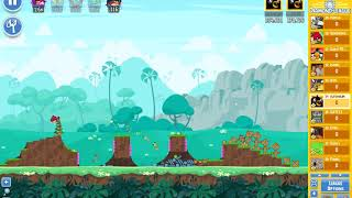 Angry Birds Friends tournament, week 302/1, level 3