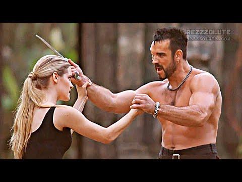 Sonya vs Kano - Mortal Kombat