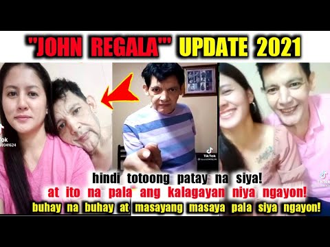 """Download Nakakagulat na balita!John Regala""""Update 2021""""buhay na buhay at ito na pala kalagayan niya ngayon!"""