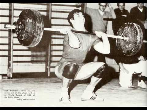 Rick Holbrook photos of a champ