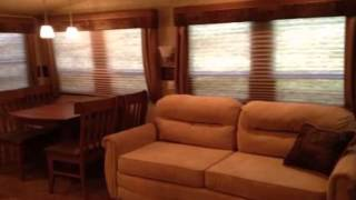 2013 Forest River Cedar Creek Silverback 5th Wheel In Clinton, La
