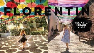 Tel Aviv Vlog: Florentin Hidden Gems (Best Instagrammable Spots!)