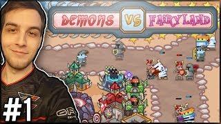 DOWEJ DZIECIACZKI! - Demons vs Fairyland #1