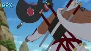 Sasuke Vs Killer Bee