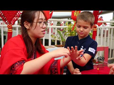Chinese New Year at Nord Anglia School Dubai