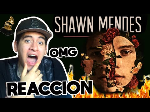 Shawn Mendes - Shawn Mendes | ALBUM REACCION
