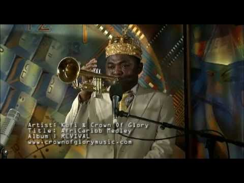 Kofi Thompson Jehovah You are the most high God