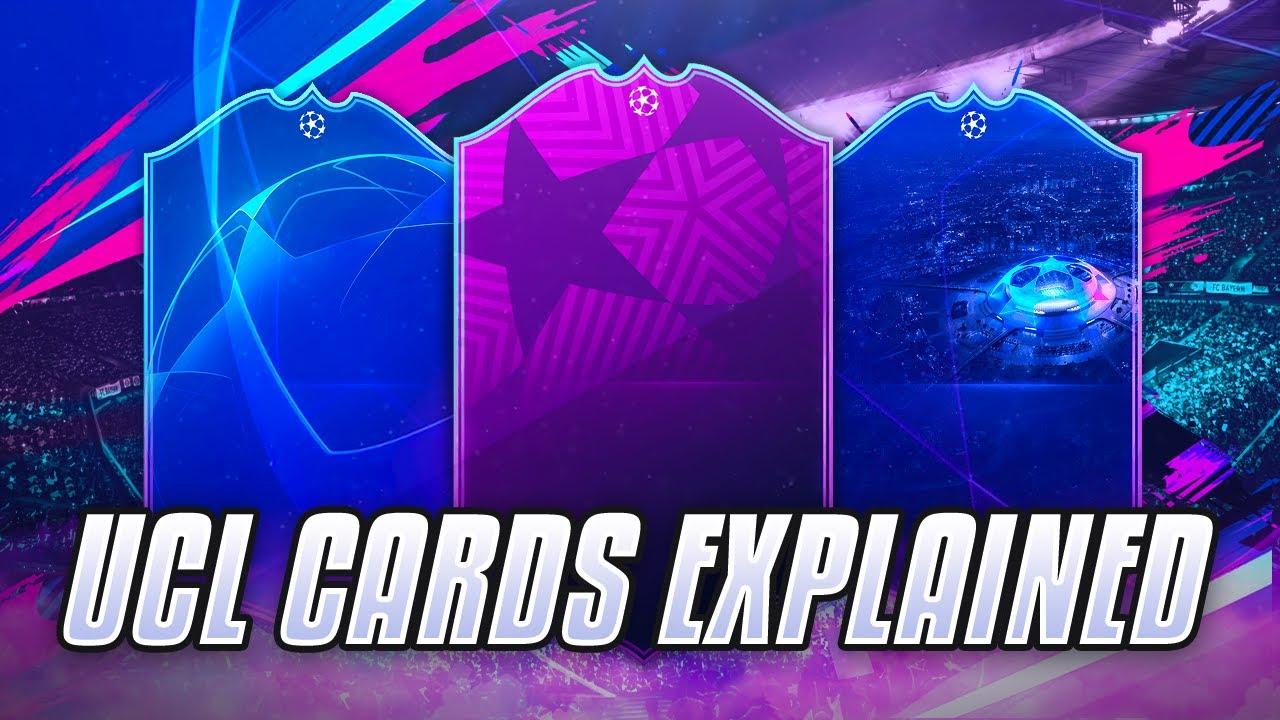Fifa 19 Champions League Cards Explained