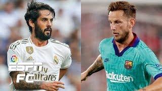 Is Real Madrid's Isco off to Tottenham? Will Ivan Rakitic depart Barcelona? | Transfer Rater