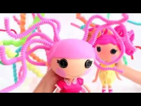 Lalaloopsy Silly Hair Commercial Youtube
