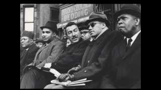 """""""Bro. Dick  Gregory  Unchained: On Adam Clayton  Powell, Jr.""""  2/22/2013"""