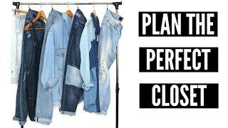 Fashion Tips | Plan The Perfect Wardrobe