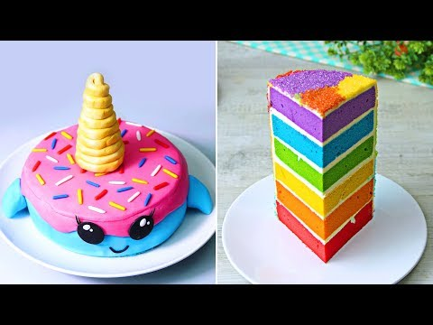 nyam-nyam-|-cake-2020-|-cake-decorating-ideas-|-fun-and-easy-cupcake-recipes