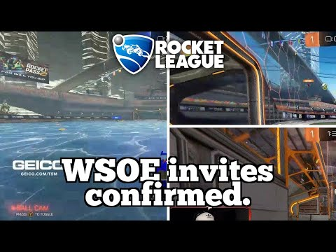 Sick Rocket League Moments: WSOE invites confirmed. thumbnail