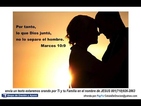 ORAMOS POR RESTAURACION DE MATRIMONIOS + 1 Hora de Oración