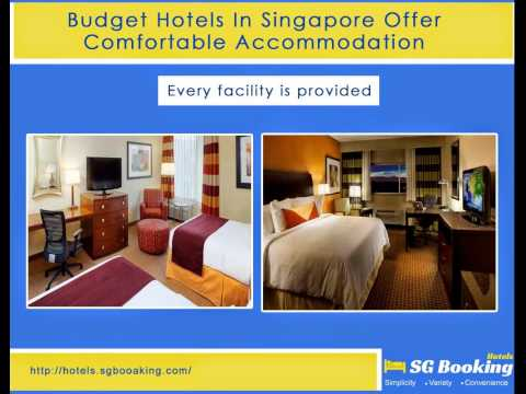 Budget Hotels In Singapore Offer Comfortable Accommodation