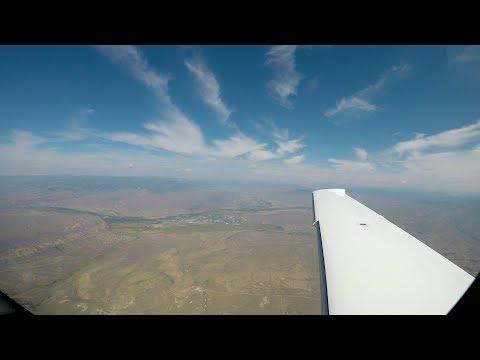 IFR Landing Gunnison, Colorado    Cirrus SR22