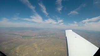 IFR Landing Gunnison, Colorado || Cirrus SR22