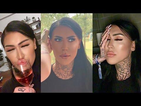 DRUNK PIERCING IN EEN 7 MILJOEN HUIS....