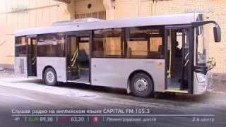 как собирают автобусы на ЛиАЗе