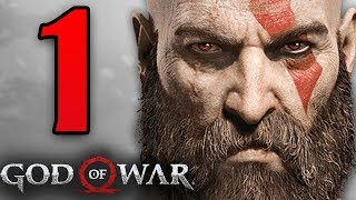 GOD OF WAR [Walkthrough Gameplay ITA HD - PARTE 1] - KRATOS È TORNATO!! (Nuova Serie)