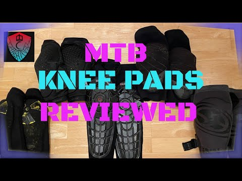 Knee Pads Fox, Dakine, IXS, G-Form, Dainese, Nukeproof Reviewed
