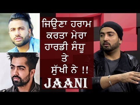 Jaani | Lyricist | Exclusive Interview | Cafe Punjabi | Chan