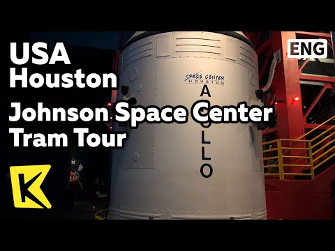 【K】USA Travel-Houston[미국 여행-휴스턴]린든 B 존슨 스페이스센터/Johnson Space Center Tram Tour/NASA/Astronaut/Probe