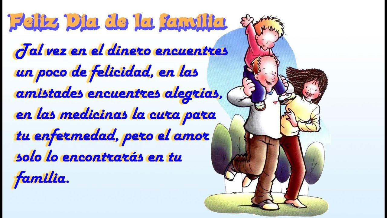 Frases De Familia: Frases Bonitas Para El Dia Internacional De La Familia