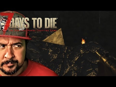 "7 DAYS TO DIE - ALPHA 16 #38 ""PRIMERA HORDA"" | GAMEPLAY ESPAÑOL"