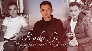 Radu Gi - Mi-a fost scris in destin | Audio Lyrics