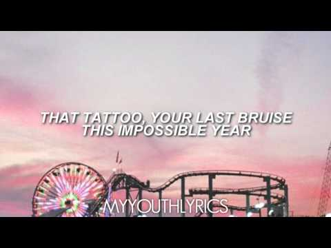 Panic! At The Disco - Impossible Year (Lyrics Video) HD