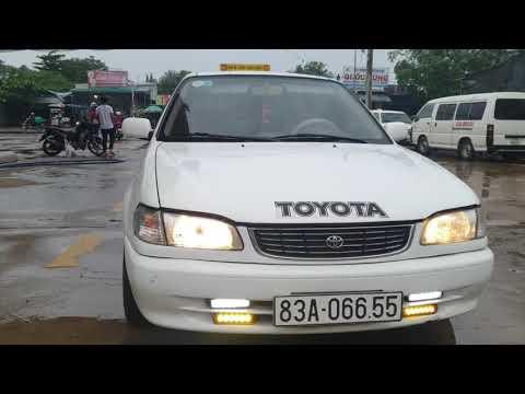 Một em xe toyota cổ đẹp chưa thấy chiếc thứ 2 tại pháp anh lh đặt xe 0777552222
